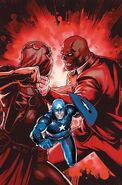 Captain America Steve Rogers Vol 1 3 Textless