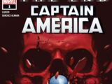 Captain America: The End Vol 1 1
