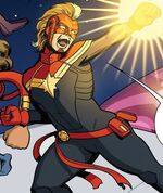 Carol Danvers (Earth-16101) from All-New, All-Different Avengers Annual Vol 1 1 001