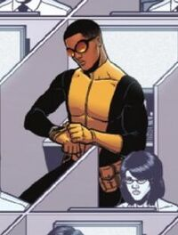 David Alleyne (Earth-616) from Young Avengers Vol 2 6