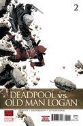 Deadpool vs. Old Man Logan Vol 1 2