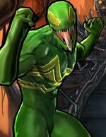 Edward Brock (Earth-TRN461) from Spider-Man Unlimited (video game) 025