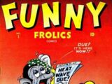 Funny Frolics Vol 1