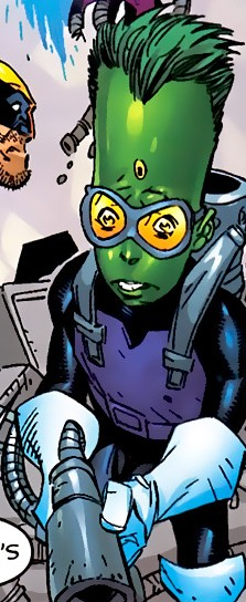 Headcase (Mannite) (Earth-616) Astonishing X-Men Vol 2 1