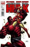 Hulk Vol 2 25 Tan Variant
