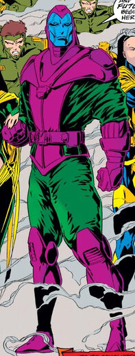 Immortus posing as Kang in Iron Man Vol 1 325