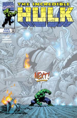 Incredible Hulk Vol 1 463