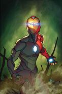 Invincible Iron Man Vol 4 3 Textless