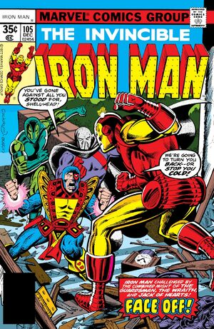 Iron Man Vol 1 105