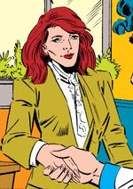 Linda Vincent (Earth-616) from Iron Man Vol 1 247 0001