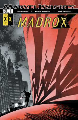 Madrox Vol 1 1