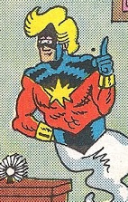 Mar-Vell (Earth-77640) from Marvel Age Vol 1 70 0001