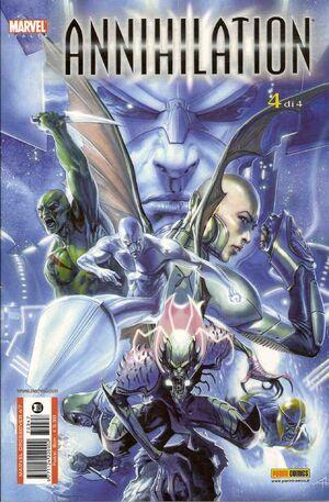 Marvel Crossover 47
