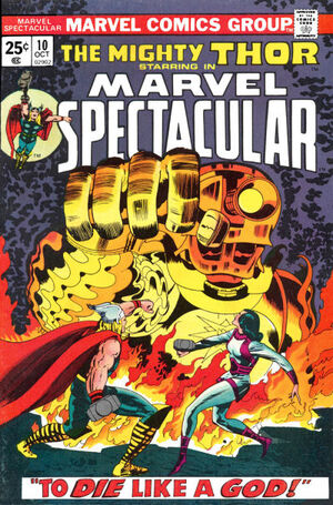 Marvel Spectacular Vol 1 10