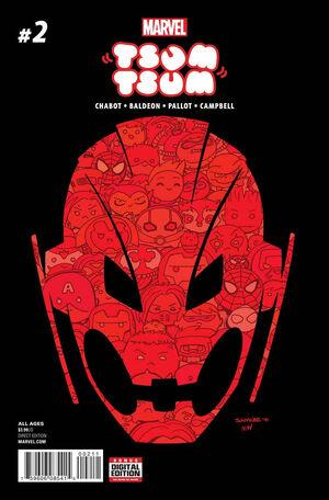 Marvel Tsum Tsum Vol 1 2