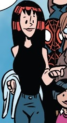 Mary Jane Watson (Earth-Unknown) from Amazing Spider-Man Vol 3 1 001