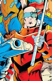 Matthew Murdock (Earth-295) from X-Universe Vol 1 2 0001