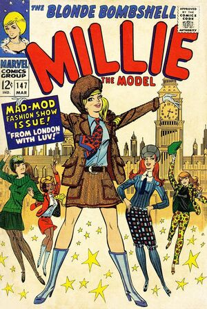 Millie the Model Vol 1 147