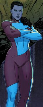 Mother (Interdimensional Parasite) (Earth-TRN287) from Young Avengers Vol 2 3 002