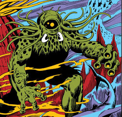 N'Gabthoth (Earth-616) from Marvel Premiere Vol 1 6 0001