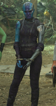 Nebula (Earth-199999) from Guardians of the Galaxy Vol. 2 (film) 001