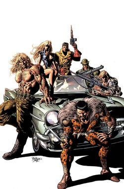 New Avengers Vol 2 10 Textless