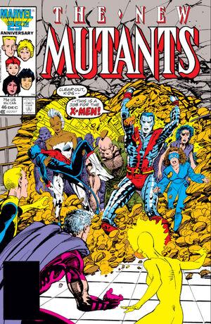 New Mutants Vol 1 46