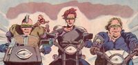 Outriders (Earth-616) from Dazzler Vol 1 40 0001