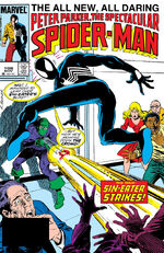 Peter Parker, The Spectacular Spider-Man Vol 1 108