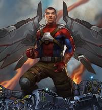 Peter Parker--Civil War (Secret Wars) from Spider-Man Unlimited (video game) 002