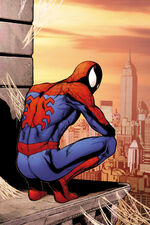 Peter Parker (Earth-616) from Spider-Man Swing Shift Vol 1 1 0001