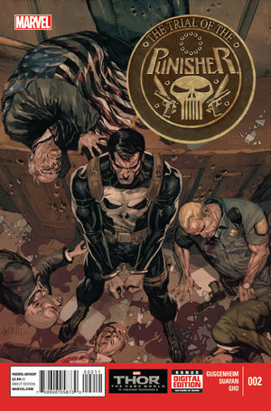Punisher Trial of the Punisher Vol 1 2
