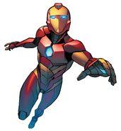 Riri Williams (Earth-616) from Invincible Iron Man Vol 4 6 001