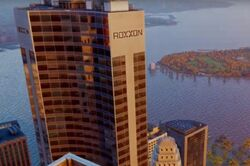 Roxxon Corporation (Earth-1048) from Marvel's Spider-Man (video game) 001