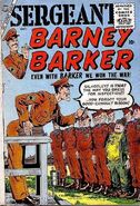 Sergeant Barney Barker Vol 1 2