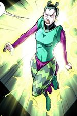 Shazana (Earth-12041) from Ultimate Spider-Man Infinite Comic Vol 2 9