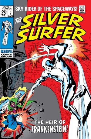 Silver Surfer Vol 1 7