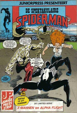 Spectaculaire Spiderman 88