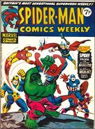 Spider-Man Comics Weekly Vol 1 76