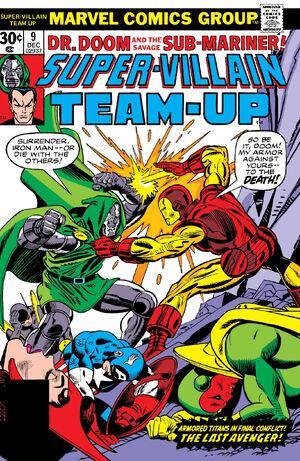 Super-Villain Team-Up Vol 1 9