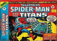 Super Spider-Man and the Titans Vol 1 200