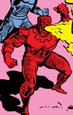 Thermatron (Earth-616) from Fantastic Four Vol 1 195 0001