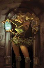 Thor Son of Asgard Vol 1 8 Textless
