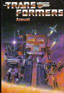 Transformers Annual Vol 1 1985