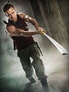 Wade Wilson (Earth-10005) from X-Men Origins Wolverine (film) 0005