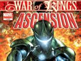 War of Kings: Ascension Vol 1 1