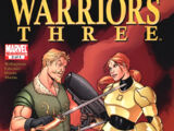 Warriors Three Vol 1 2