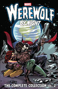 Werewolf By Night The Complete Collection Vol 1 2