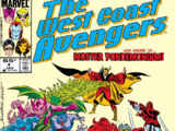 West Coast Avengers Vol 2 4