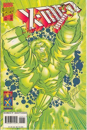 X-Men 2099 Vol 1 29